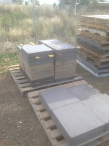 Concrete Building Pad