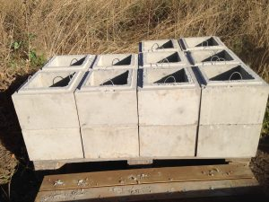 Concrete Column Blocks