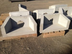 Concrete Headwall